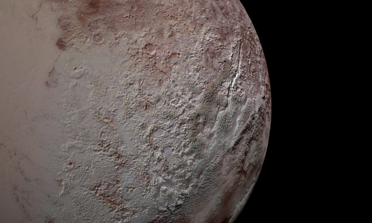 Pluto`s `Skyscrapers`: What`s Responsible for Dwarf Planet`s Giant Ice Blades