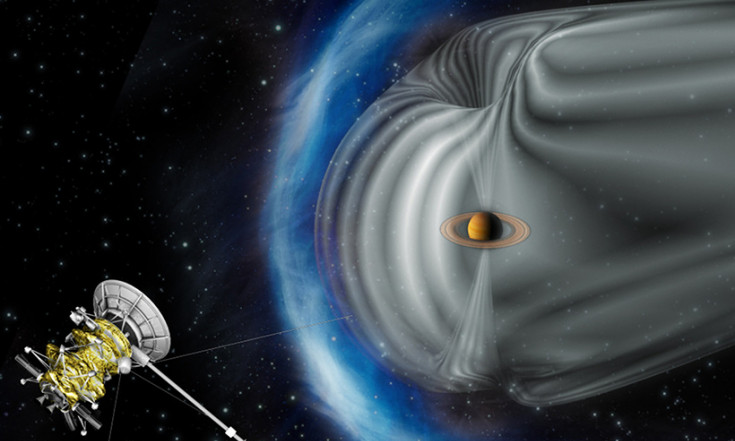 Probing the Cusps of Saturn`s Magnetic Field - Eos