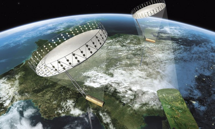 Radarsatelliten: Plädoyer für Mission Tandem-L
