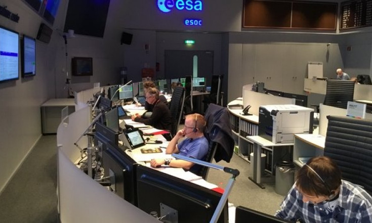 Ready to assume control of Sentinel-5P