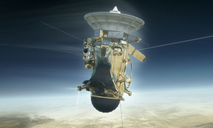 Reconstructing Cassini`s Plunge into Saturn
