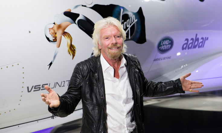 Richard Branson Won`t Fly in Space in 6 Months, Virgin Galactic President Says