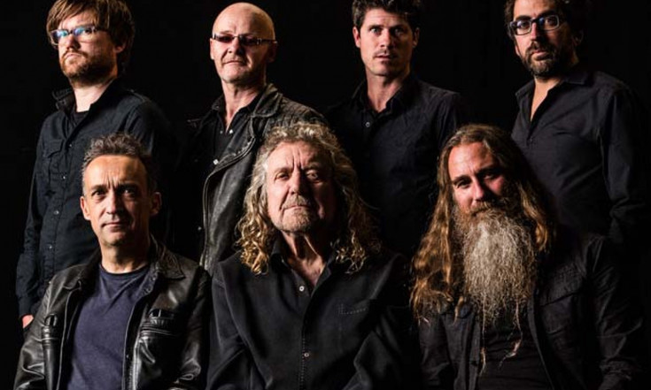 Robert Plant`s `Space Shifter` Guitarist Justin Adams Talks Exploration Through Music