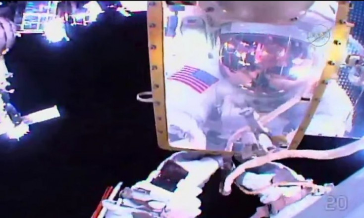 Robotic Arm Lubrication, Camera Replacement & More - Back-to-Back EVA Success for ISS Astronauts