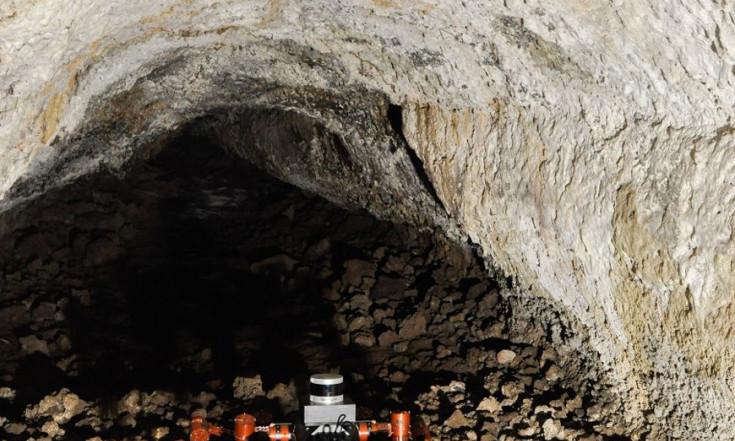 Robotik: Höhlen auf anderen Welten erkunden