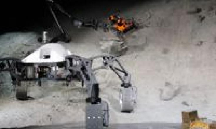 Robotik: Raumfahrttechnologie hilft auf der Erde