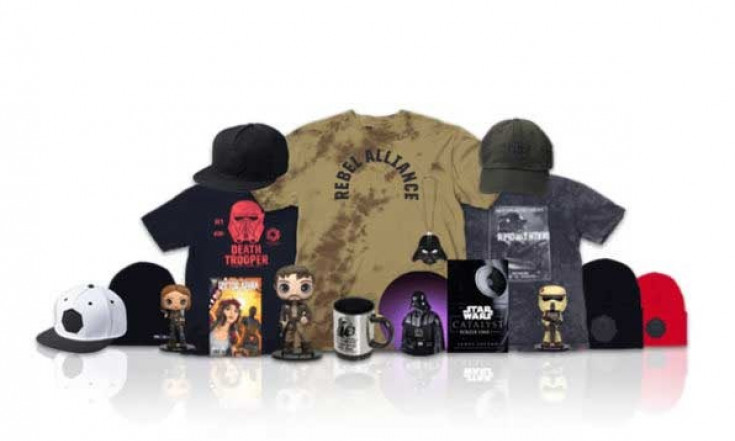 PROMOTIONAL OFFER: Rogue One: A Star Wars Story NEFF Collector`s Box