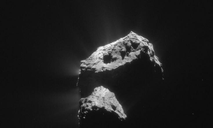Rosetta: Die Zutatenliste von 67P