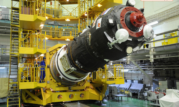 Russia Won`t Tell NASA What It`s Sending to the ISS