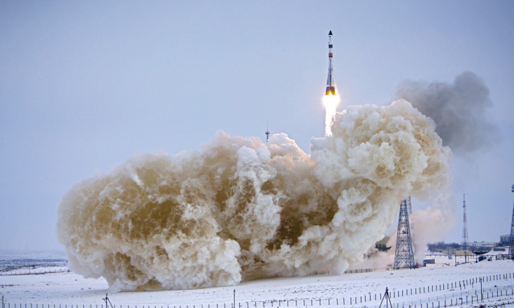 Russian Cargo Ship Launches on 2-Day Trip to Space Station
