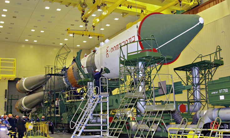 Russian Cargo Ship Preps for Launch While Crew Studies Life Science – Space Station