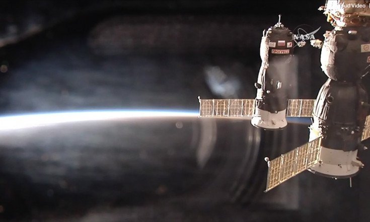 Russian Spacecraft Delivers Station Supplies