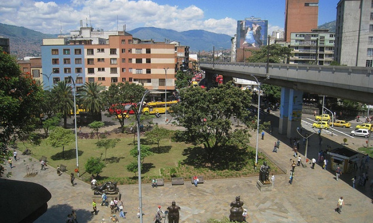 Medellin does have a large expat community. For those who like Salsa, here's some useful info.salsa - Medellin Living