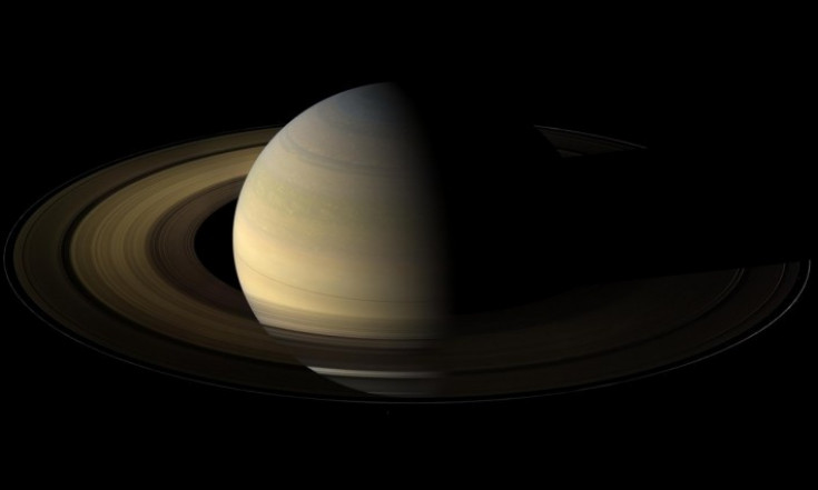 Cassinis Umweltschutz am Saturn