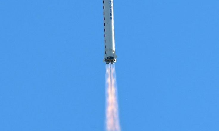 "Second LKW ""Land Survey Satellite"" Launched by Chinese Long March 2D Rocket"