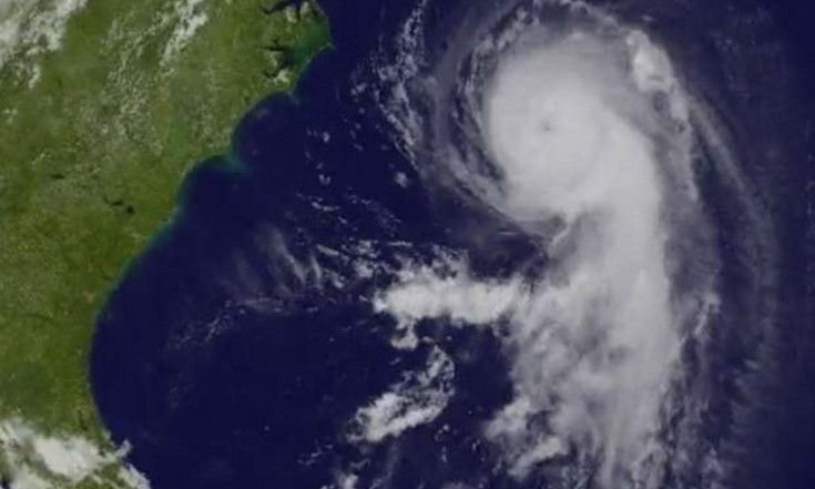 See Hurricane Gert from Space in NOAA Satellite Video