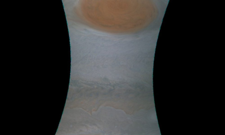 See Juno Probe`s Amazing Up-Close Views of Jupiter`s Great Red...