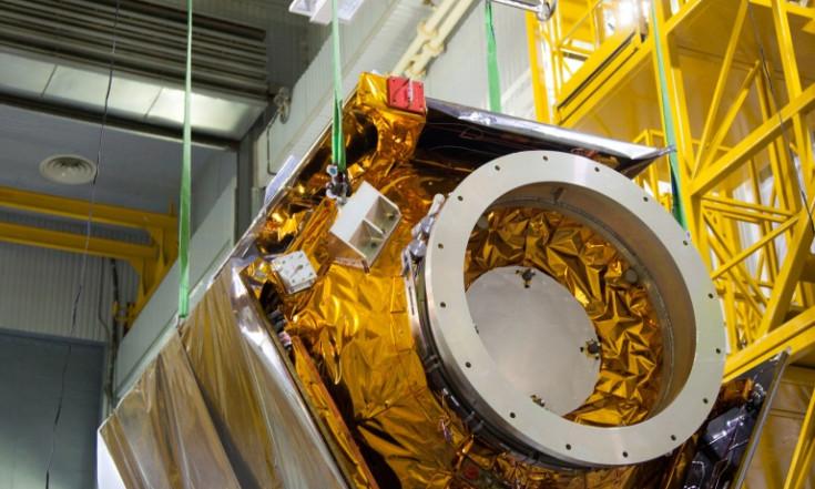 Sentinel-5P unveiled