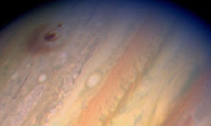 Shoemaker-Levy 9: Comet`s Impact Left Its Mark on Jupiter