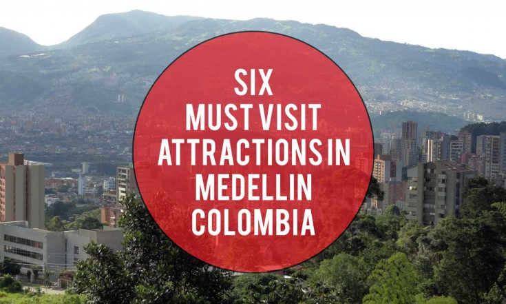 I much prefer looking at street-life to get to know a city and region but these are probably good places to go and put on your travel resume.Six Must Visit Attractions in Medellin, Colombia - Colombian...