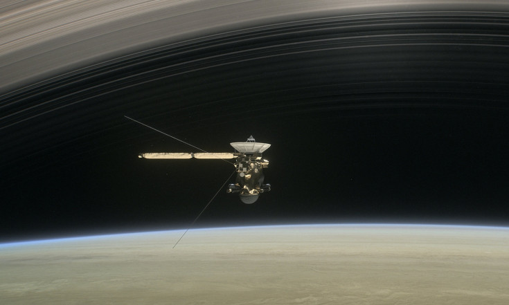 So Long, Cassini! Space.com Says Goodbye to the Saturn Probe