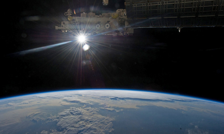 Solar Flares May Affect Earth, But the Space Station Will Be...