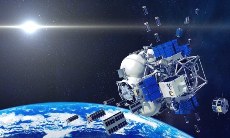 Soyuz launches 73 satellites - SpaceNews.com