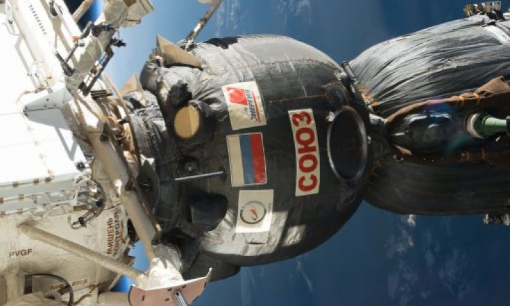 Soyuz MS-05 with Three-Nation Crew Targets Thursday Landing in Freezing Kazakh Steppe