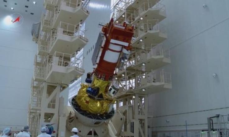 Soyuz Returns to Flight with Lotos-S1 Electronic Intelligence Satellite