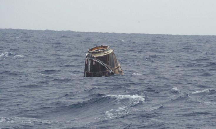 Space Lung Tissue Experiment Returns to Earth