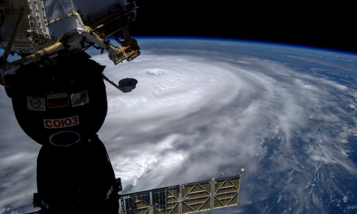 Space Station Crew Sees Hurricane Irma`s Power from Orbit...