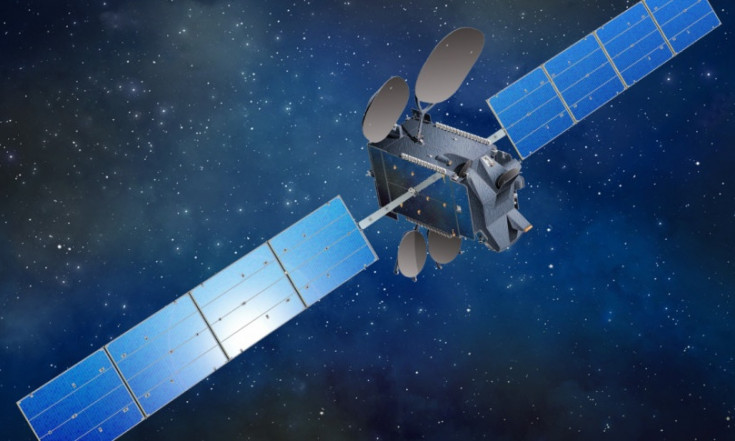 ILS Proton launches Hispasat satellite