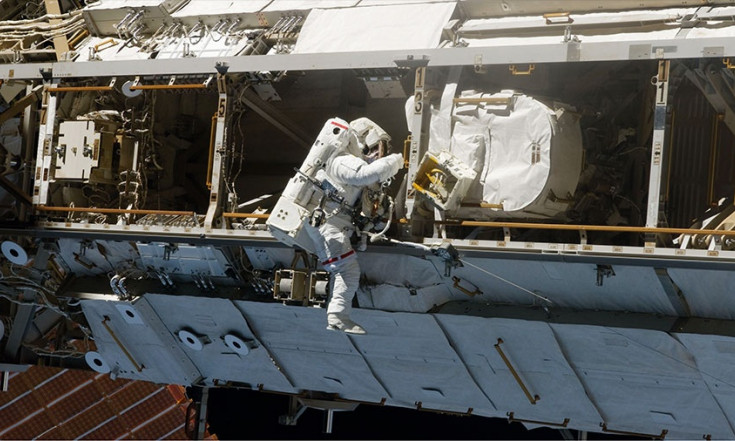 Spacewalk VR Training, Muscle and Bone Research Today