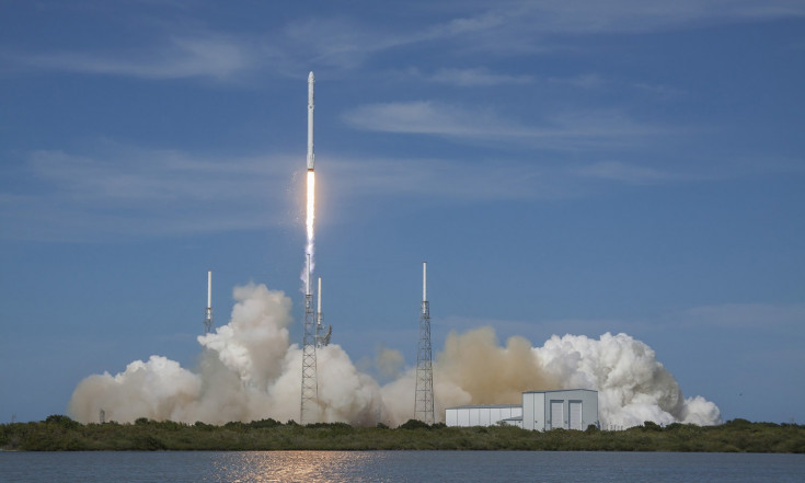 SpaceX Cargo Launch to Space Station Pushed to Tuesday