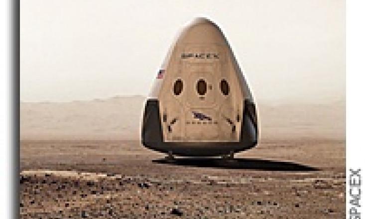 SpaceX Delays Near Term Mars Plans