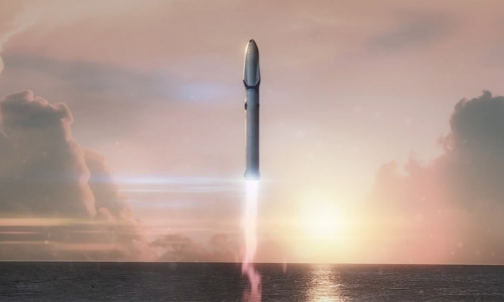 SpaceX expects government support for development of BFR launch system - SpaceNews.com