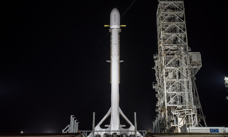 SpaceX Launching Top-Secret Zuma Satellite for US Government This Week