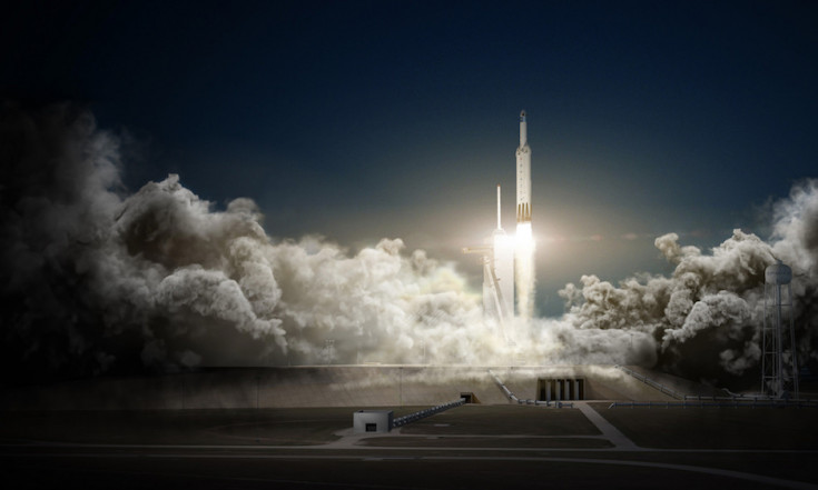 SpaceX no longer planning crewed missions on Falcon Heavy - SpaceNews.com