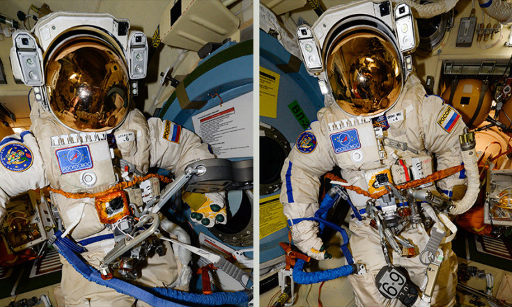 SPHERES Science and Vision Checks Ahead of Friday Spacewalk – Space Station
