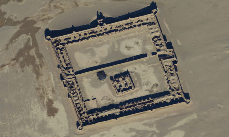 Spy Satellites Reveal Ancient Lost Empires in Afghanistan