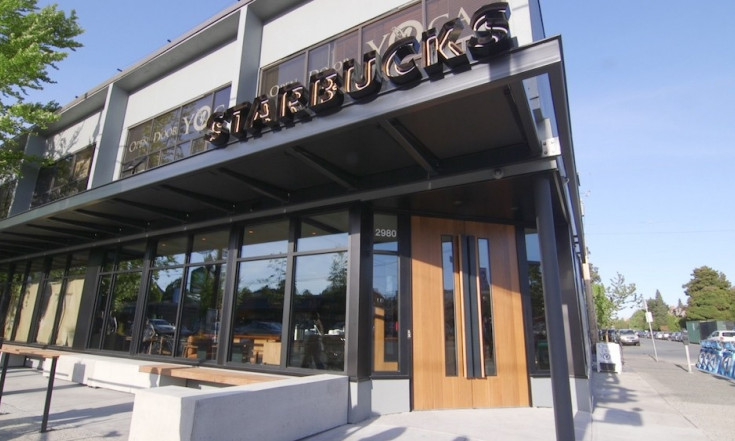 Starbucks serving wine and beer at new Vancouver Reserve Coffee...