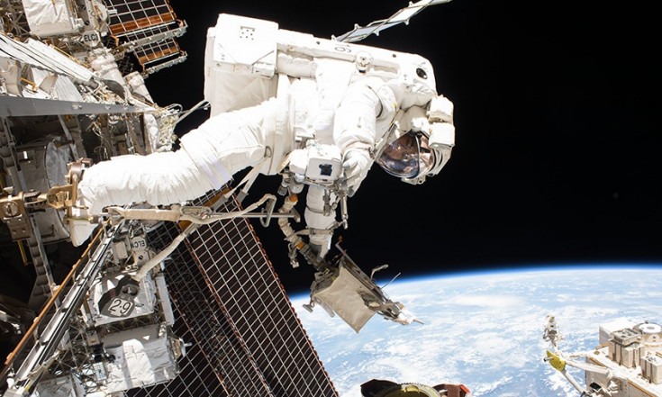 Station Cargo Mission and Spacewalk Rescheduled