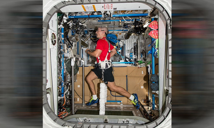 Station Readied for Crops, Crew Runs Biomedical Studies