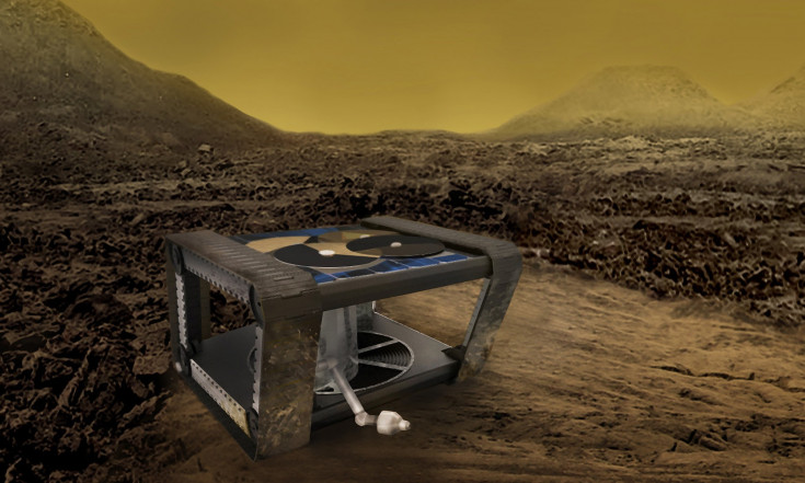 Steampunk Rover Could Explore Hellish Venus