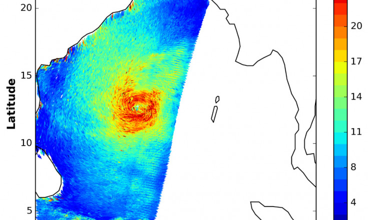 Successful completion of One Year of Service by SCATSAT-1 Scatterometer - ISRO