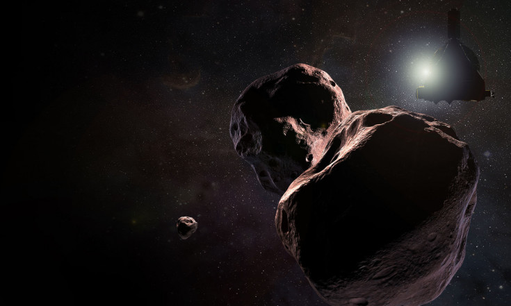 Surprise! New Horizons Probe`s Next Flyby Target Has at Least One Moon