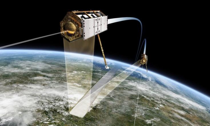 TerraSAR-X: Zehn Jahre Radarblick auf die Erde