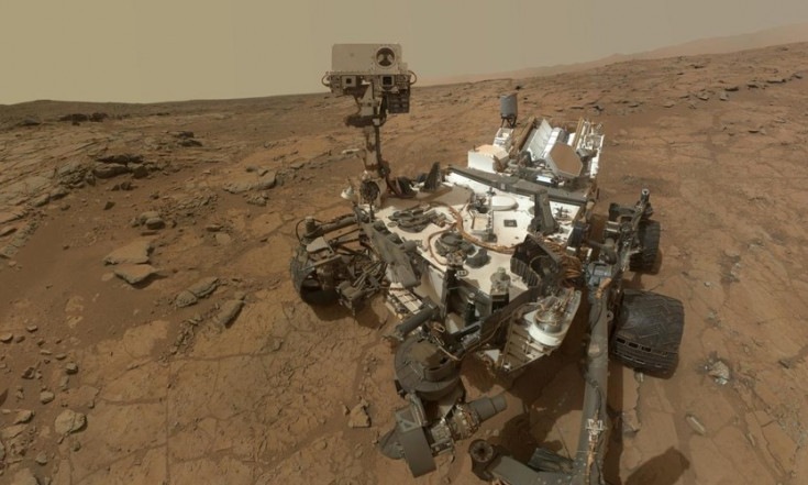 The Mars Robot Making Decisions on Its Own
