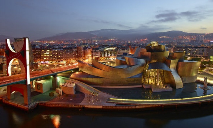 To Mars with ESA and the Guggenheim Bilbao