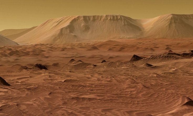 Touring Mars: Cool Data Visualization Lets You Visit the Red...